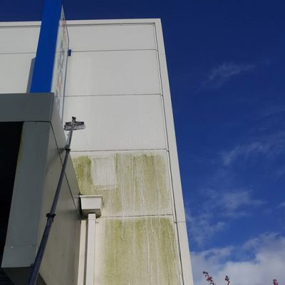 cladding cleaning in Waterford and the South East